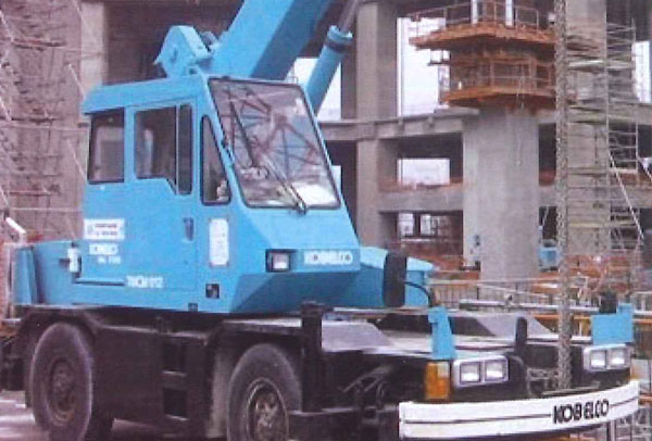 Rough Terrain Crane Malaysia : Pertama crane engineering cranes lifting services